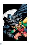 Batman: Batman and Robin in the Spotlight Poster