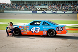 Richard Petty Archival Photo Poster Photo