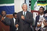 Nelson Mandela Photographic Print by David Brauchli