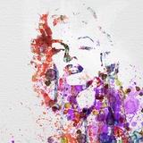 Marilyn Monroe Poster von  NaxArt