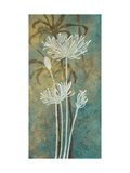 Emerald Blooms 2 Giclee Print by Filippo Ioco