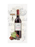 Chateau Estate Zinfandel Entoca Posters by Chad Barrett