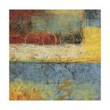 Linear Yellow 2 Giclée-Druck von Gabriela Villarreal