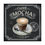 Coffee House Caffe Mocha Prints by Chad Barrett