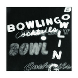 Bowling in Lights Giclee Print by Dan Zamudio