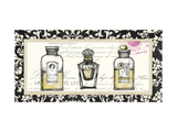 Boudoir Bath Oils 2 Posters by  Valentina