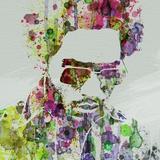 Lenny Kravitz 2 Prints by  NaxArt