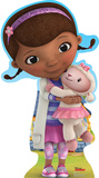 Doc McStuffins - Disney Junior Lifesize Standup Cardboard Cutouts