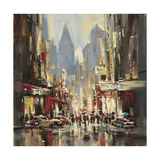 City Sensation Prints by Brent Heighton