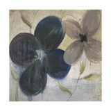 Navy Neutra 2 Giclee Print by Gianna Summa