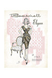 Bombshell Elegance Prints by Chad Barrett
