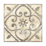 Natural Moroccan Tile 2 Poster by Hope Smith
