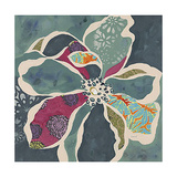 Bohemian Floral 2 Prints by Elizabeth Leonard