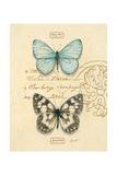 Duet Papillon Giclee Print by Chad Barrett
