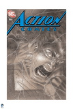Superman: Action Comics with Superman No. 840: Superman Rage Yelling Poster