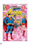 Superman: Superman's Action Comics Cover - the Big 500th Issue Posters