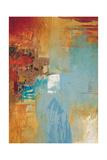 Aqua Illusion 2 Kunstdruck von Gabriela Villarreal