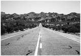 Desert Road in Arizona Prints