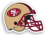 NFL San Francisco 49Ers Vinyl Magnet Magnet