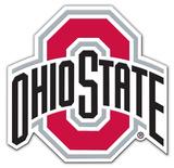 NCAA Ohio State Buckeyes Vinyl Magnet Magnet