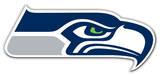 NFL Seattle Seahawks Vinyl Magnet Magnet
