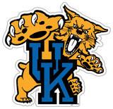 NCAA Kentucky Wildcats Vinyl Magnet Magnet