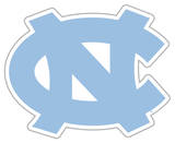 NCAA North Carolina Tar Heels Vinyl Magnet Magnet