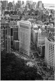 Flatiron Building Aerial Photo