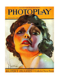 1920s USA Photoplay Magazine Cover Giclee Print