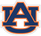 NCAA Auburn Tigers Vinyl Magnet Magnet