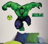 Hulk gigante (sticker murale) Decalcomania da muro