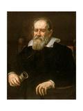 Galileo Galilei, 1636 Giclee Print by Justus Sustermans