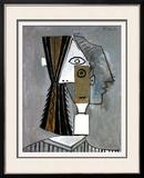 Tete de Femme Art by Pablo Picasso
