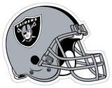 NFL Oakland Raiders Vinyl Magnet Magnet