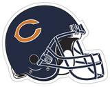 NFL Chicago Bears Vinyl Magnet Magnet