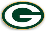 NFL Green Bay Packers Vinyl Magnet Magnet