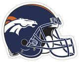 NFL Denver Broncos Vinyl Magnet Magnet