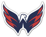 NHL Washington Capitals Vinyl Magnet Magnet