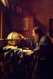 Johannes Vermeer The Astronomer Prints