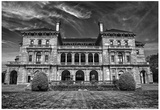 The Breakers Newport Rhode Island B/W Posters