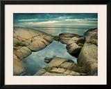 Edge of Time Framed Photographic Print by Irene Suchocki