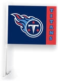 NFL Tennessee Titans Car Flag Flag