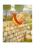 USA Humpty Dumpty Book Plate Prints
