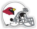 NFL Arizona Cardinals Vinyl Magnet Magnet