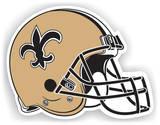 NFL New Orleans Saints Vinyl Magnet Magnet