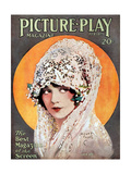 1920s USA Picture Play Magazine Cover Giclee Print