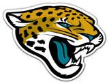 NFL Jacksonville Jaguars Vinyl Magnet Magnet