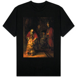 Return of the Prodigal Son, circa 1668-69 T-shirts