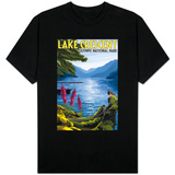 Olympic National Park, Washington - Lake Crescent Magliette