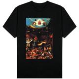 The Last Judgment Center Panel - Hieronymus Bosch T-skjorter